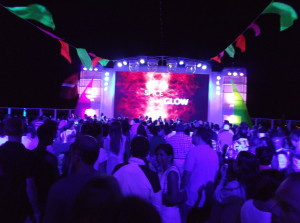 Breakaway Cruise Glow Party