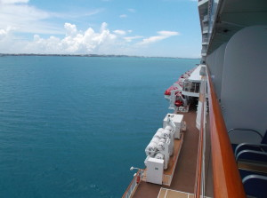 Cruise Ship Tips Bermuda