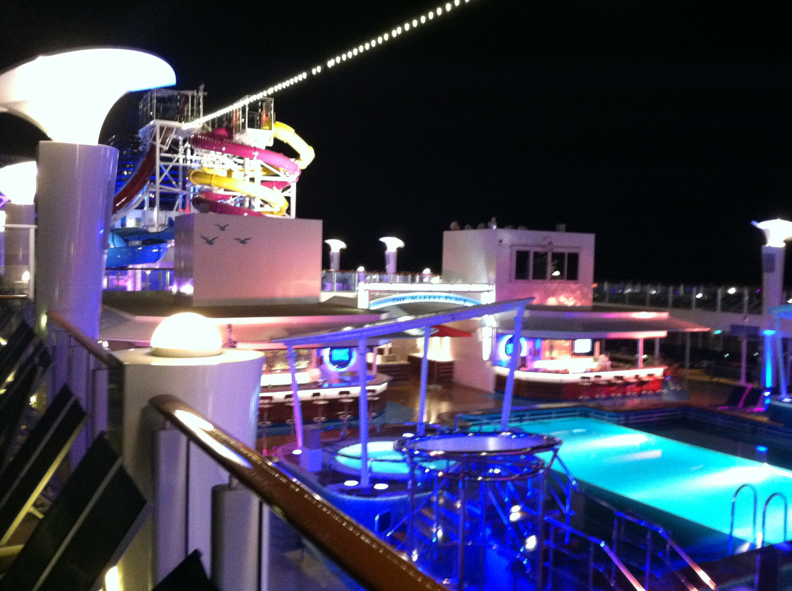 Cruise Ship Activities For Teenagers - Cruise ships for teens