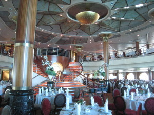 Cruise Ship Dining Tip